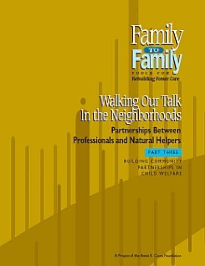 Aecf F2 F Walkingour Talk Neighborhoods cover