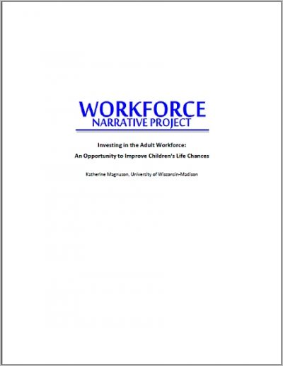 Aecf Investinginthe Adult Workfoce Cover