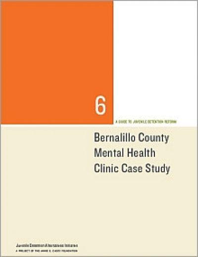Aecf JDAI Bernalillo County Case Study cover
