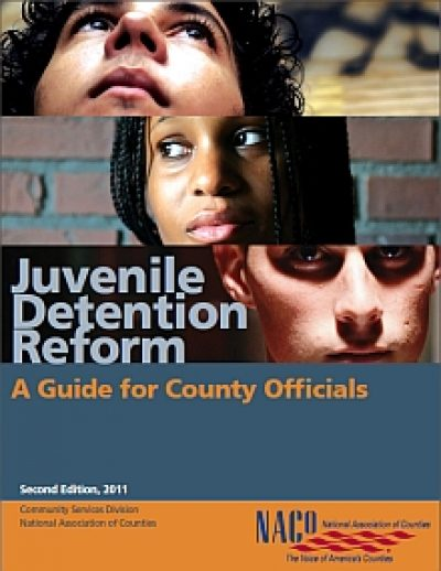 Aecf Juv Detention Reformfor County Officials cover