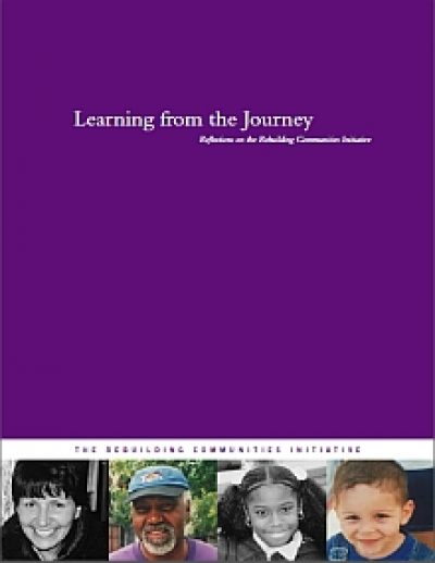 Aecf Learningfromthe Journey cover