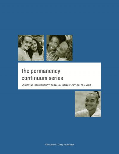 Aecf Lifelong Families APT Reunification Cover1