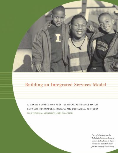 Aecf MC Building An Integrated Service Model cover