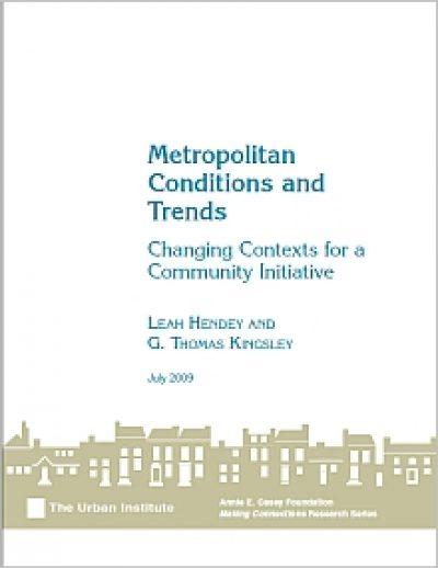 Aecf Metropolitan Conditions Trends Context cover