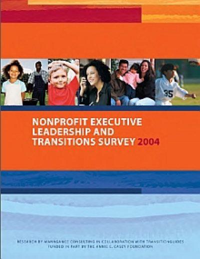 Aecf Non Profit Executive Leadership Survey cover