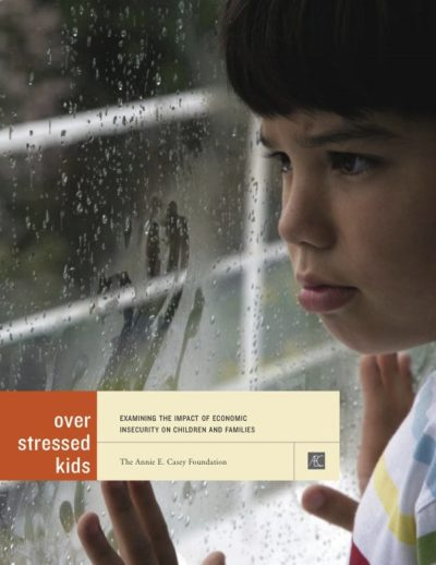 Aecf Over Stressed Kids Cover1