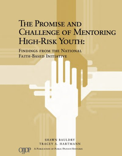 Aecf Promise Challenge Mentoring High Risk Youth cover