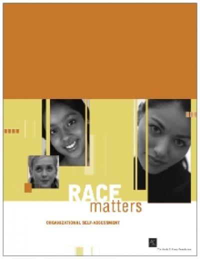 Aecf RACEMATTER Sorgselfassessment 2006 Cover1
