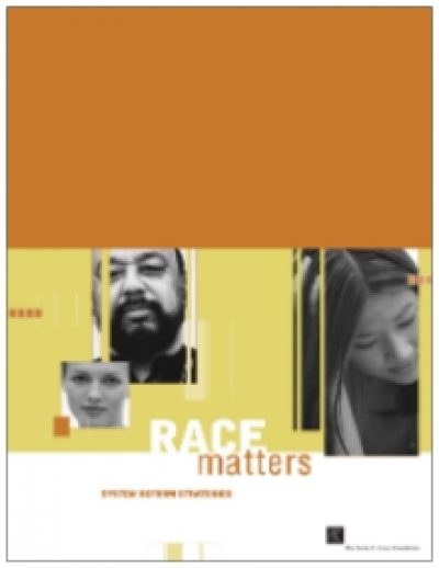 Aecf RACEMATTER Ssystemreformstrategies Cover1