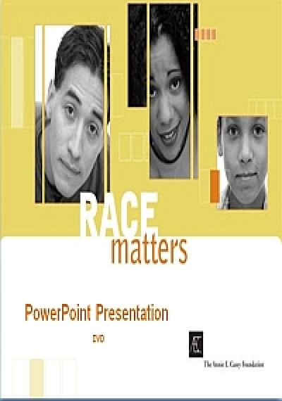 Aecf Race Matters PPT Presentation cover