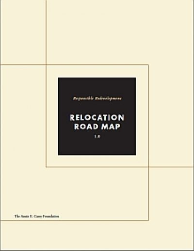 Aecf Relocation Road Map1 0 cover