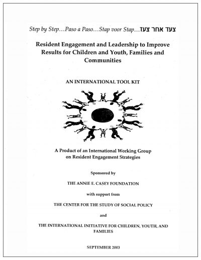 Aecf Resident Engagement International Toolkit 2003 dragged