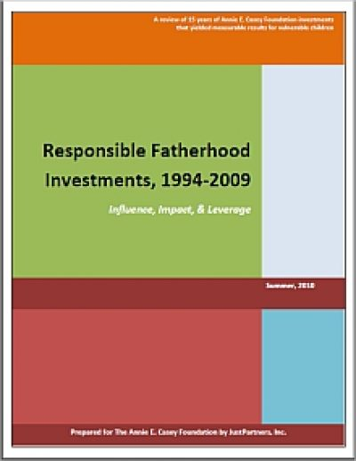 Aecf Responsible Fatherhood Investments cover