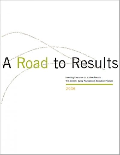 Aecf Roadto Results Resourcesto Results cover