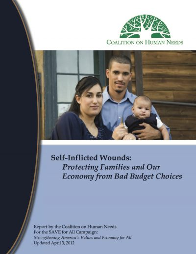 Aecf Self Inflicted Wounds Bad Budget Choices Cover1