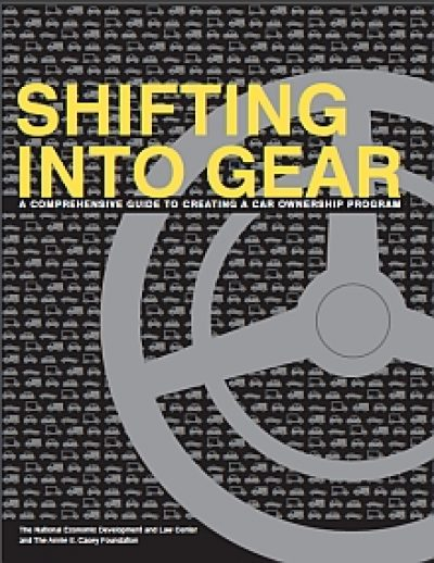 Aecf Shifting Into Gear cover