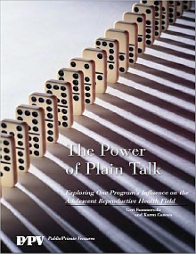 Aecf The Powerof Plain Talk cover