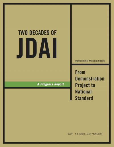 Aecf Two Decadesof JDA Ifrom Demoto Natl 2009 Cover1
