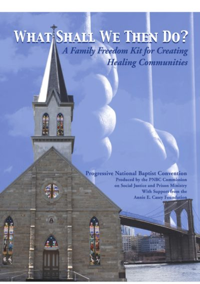 Aecf What Shall We Then Do Family Freedom Kit Creating Healing Communities cover