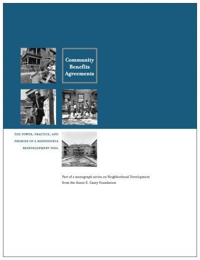 Aecf communitybenefitsagreements Cover1