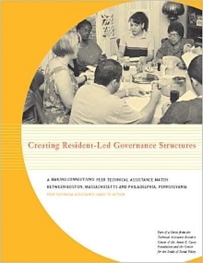 Aecf creatingresidentledgovernance cover