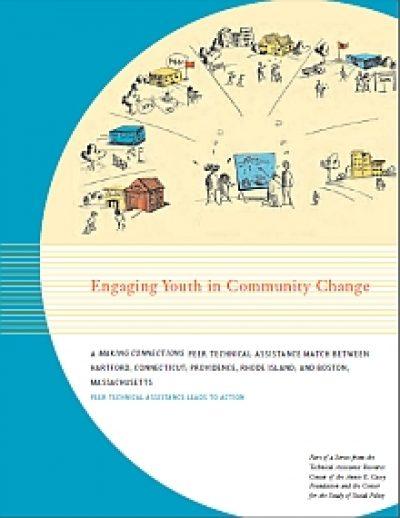 Aecf engagingyouthincommunitchange cover