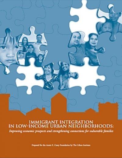 Aecf immigrantintegrationlowicomeneighborhoods cover