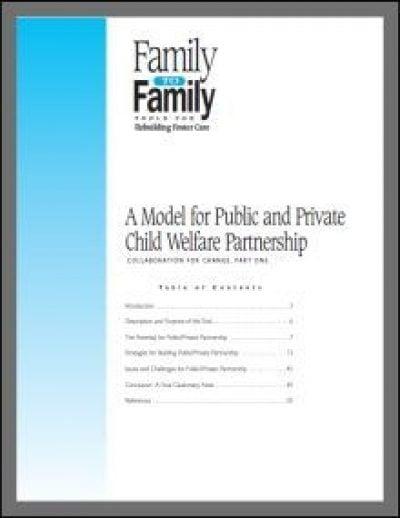 Aecf modelforpublicandprivate F2 F cover