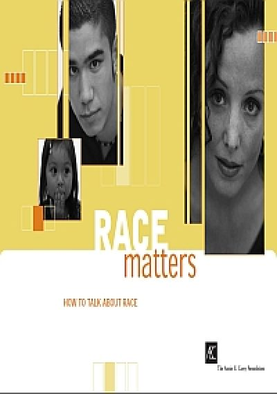 Aecf racemattershowtotalkaboutrace cover