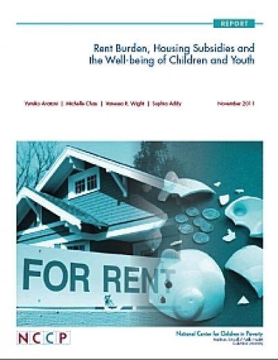 Aecf rentburdenshousingsubsidies cover
