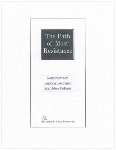 Aecf thepathofmostresistance 1993 2