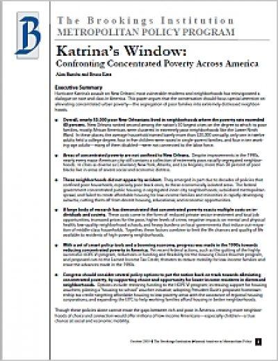 Brookings Katrinas Window cover