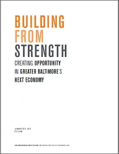 Brookings buildingfromstrength cover