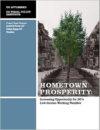 Dcfpi Hometown Prosperity cover