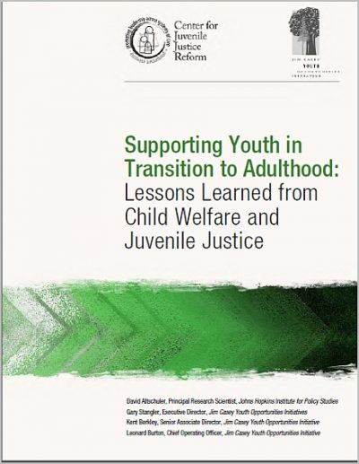 Jcyoi Supporting Youthin Transitionto Adulthood cover