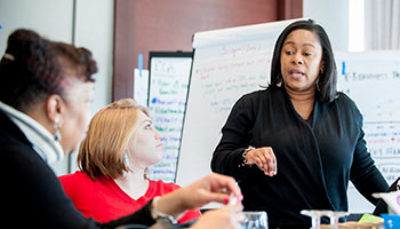Results Count, a leadership development approach of the Annie E. Casey Foundation
